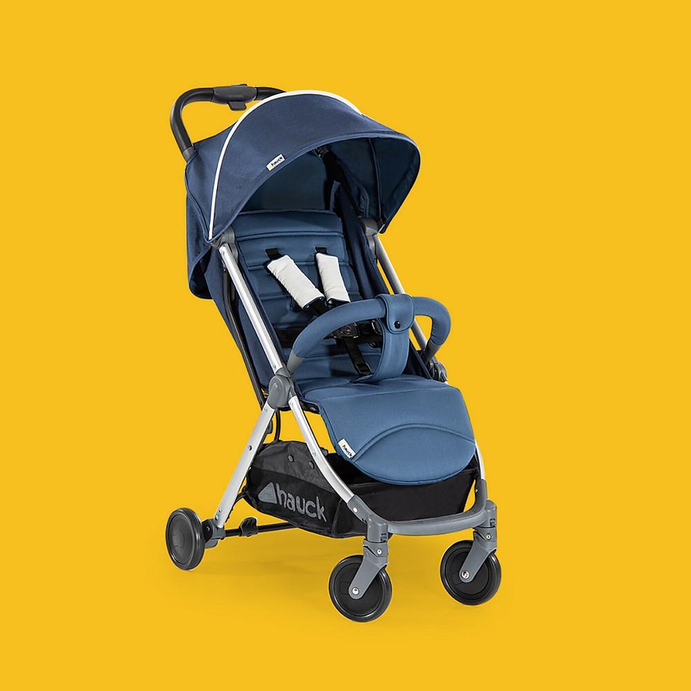 Blue Hauck Swift Plus Stroller