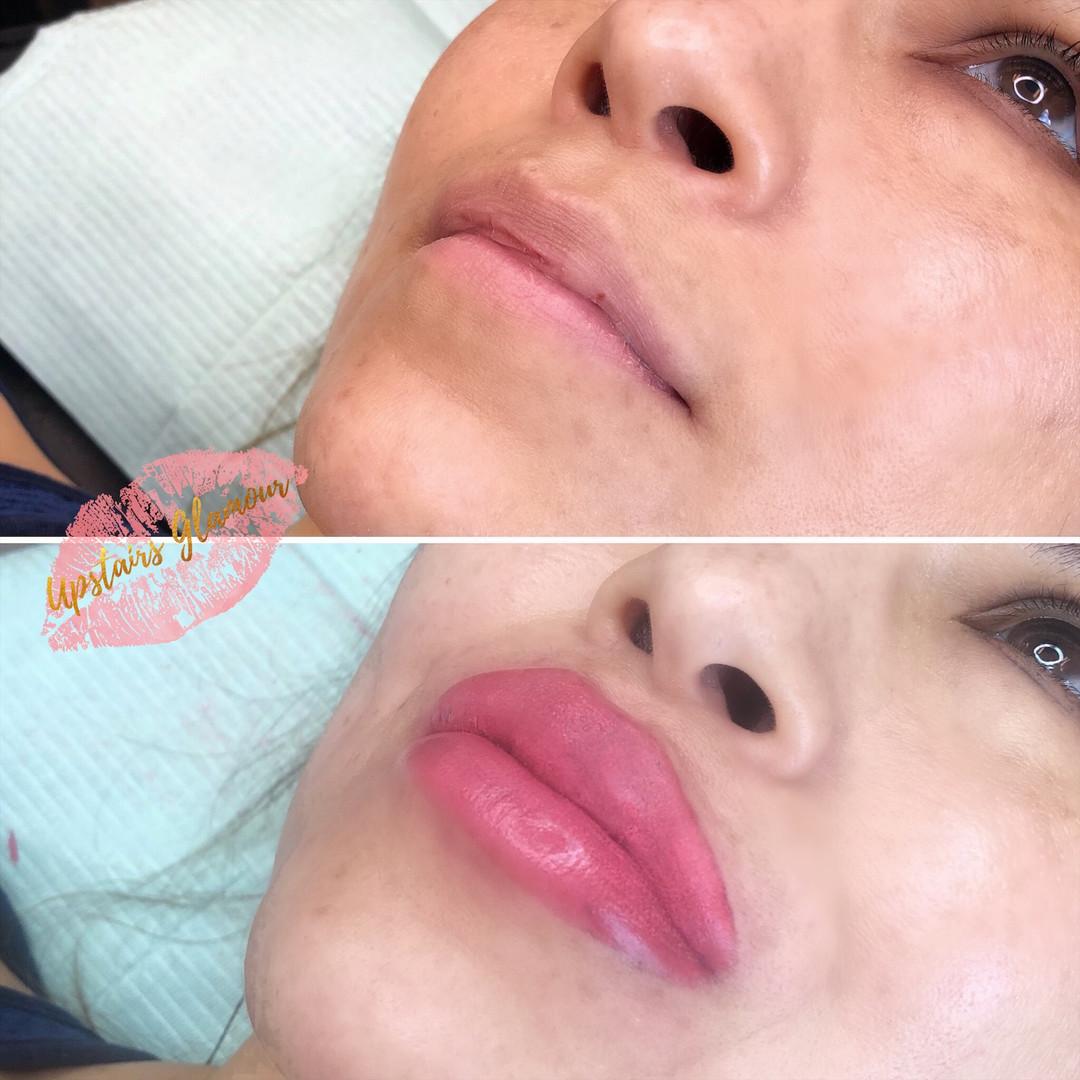 Lip Blushing