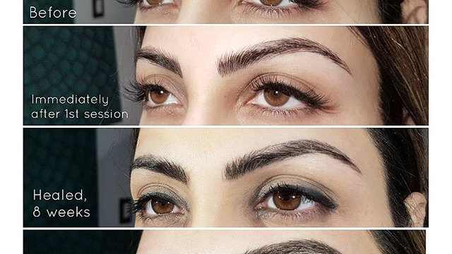 Microblading - PRIVATE Training (Deposit only)