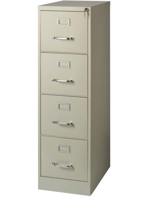 File Cabinet 4-Drawer (Vertical)
