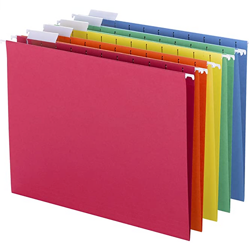 Hanging Folders, Legal Size
