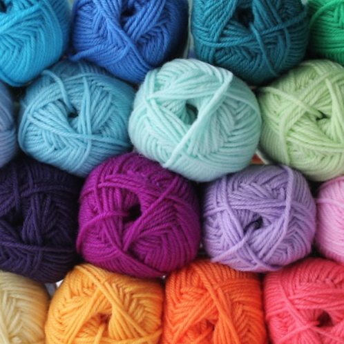 Yarn , Various Colors/Sizes