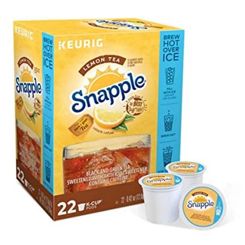 K-Cup Snapple Tea - Box