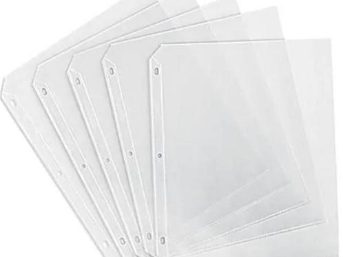 Page/Sheet Protectors