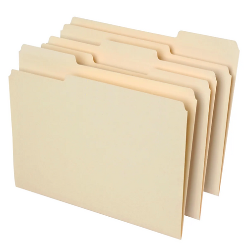 File Folder, Legal Size