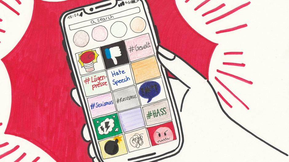 Digitale Gefahr für eine demokratische Gesellschaft