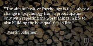 The Era of Positive Psychology