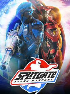 Splitgate Arena Warfare