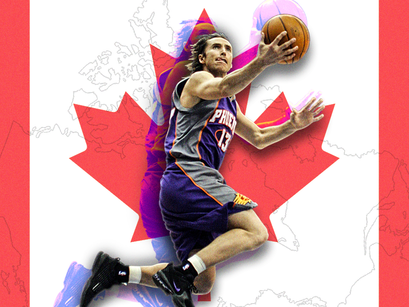 A Kid from Canada: Steve Nash
