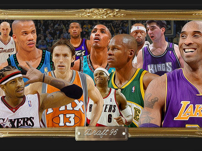 Greatest class ever: il Draft 1996