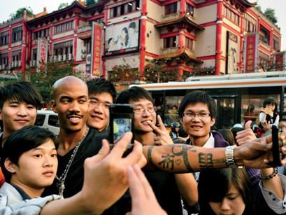 My other home: la redenzione cinese di Marbury