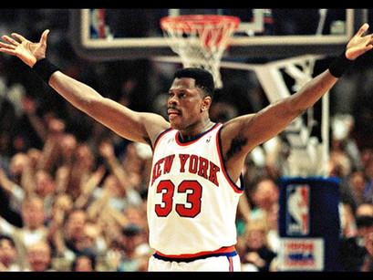 He Missed 2/3 - Patrick Ewing
