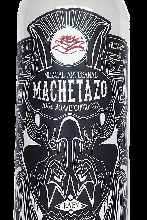 Mezcal Machetazo / Cupreata Silvestre 40%