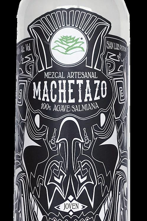 Mezcal Machetazo / Salmiana Silvestre 38%