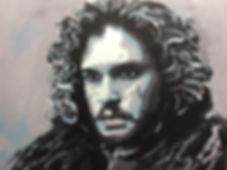 Jon Snow (Games of Throne)