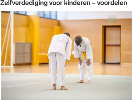 Waarom aan judo doen?