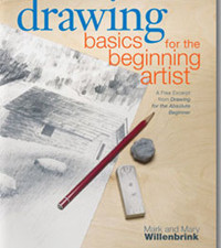 Free Tutorial! Start Drawing: Drawing Basics for the Beginning Artist