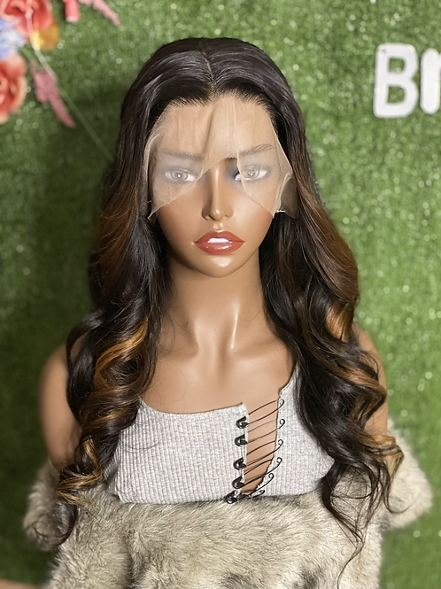 """Jessica (18"""" lace frontal)"""