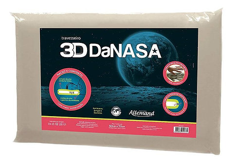 TRAVESSEIRO DUOFLEX 3D DANASA (DT3240)