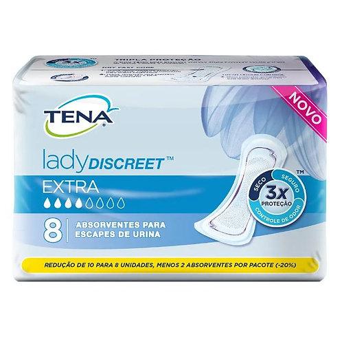 TENA LADY DISCREET EXTRA C/8