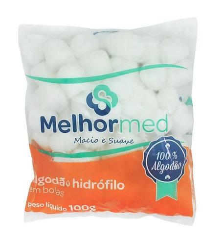 ALGODÃO BOLA 100G MELHORMED