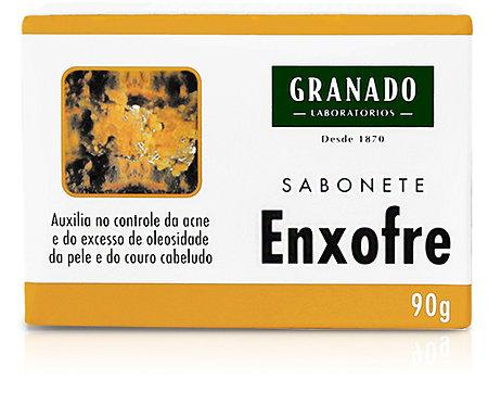 SABONETE GRANADO  90g ENXOFRE
