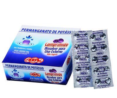 PERMANGANATO DE POTÁSSIO ADV C/500