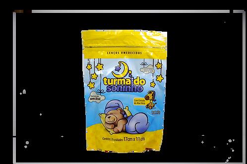 LENÇO UMEDECIDO TURMA DO SONINHO REFIL C/70