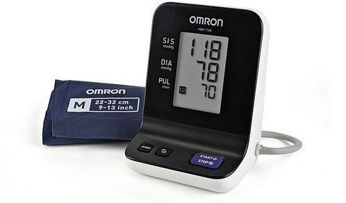 MONITOR PRESSÃO AUTOMÁTICO OMRON PROFISSIONAL (HBP-1100)