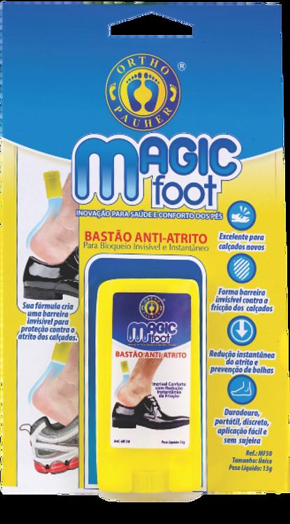 BASTÃO ANTI-ATRITO MAGIC FOOT MASCULINO (MF-50)