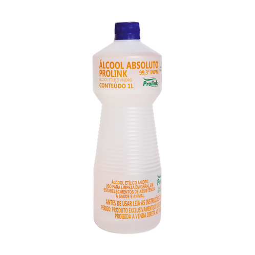 ALCOOL 99,3% 1000ml PROLINK (ABSOLUTO)