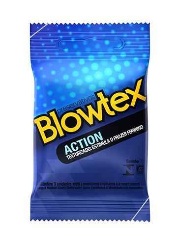 PRES.BLOWTEX 1x3 ACTION