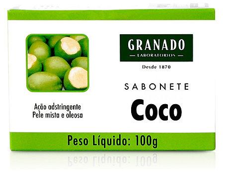 SABONETE GRANADO 100g COCO