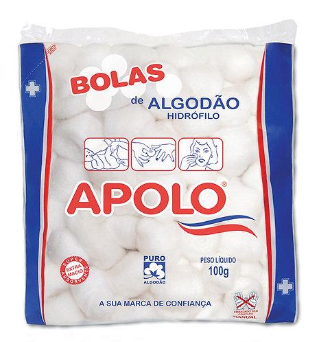 ALGODAO BOLA 100G APOLO