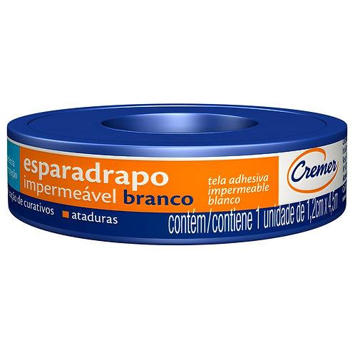 ESPARADRAPO IMPERMEAVEL CREMER  1,2cm x 4,5m