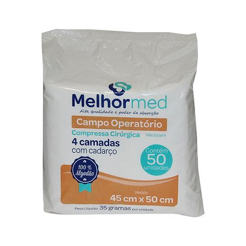 CAMPO OPERATÓRIO MELHORMED 45x50cm C/RX (C/50)