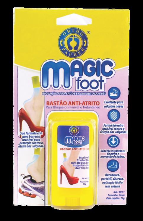 BASTÃO ANTI-ATRITO MAGIC FOOT FEMININO (MF-51)