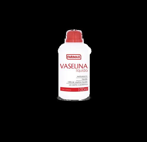 VASELINA LIQUIDA  100ml FARMAX