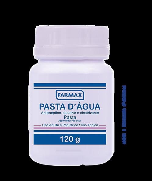 PASTA D'ÁGUA 120g FARMAX (POTE)