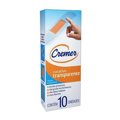 CURATIVO CREMER TRANSPARENTE C/10