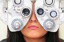 prueba de la vista Mujer