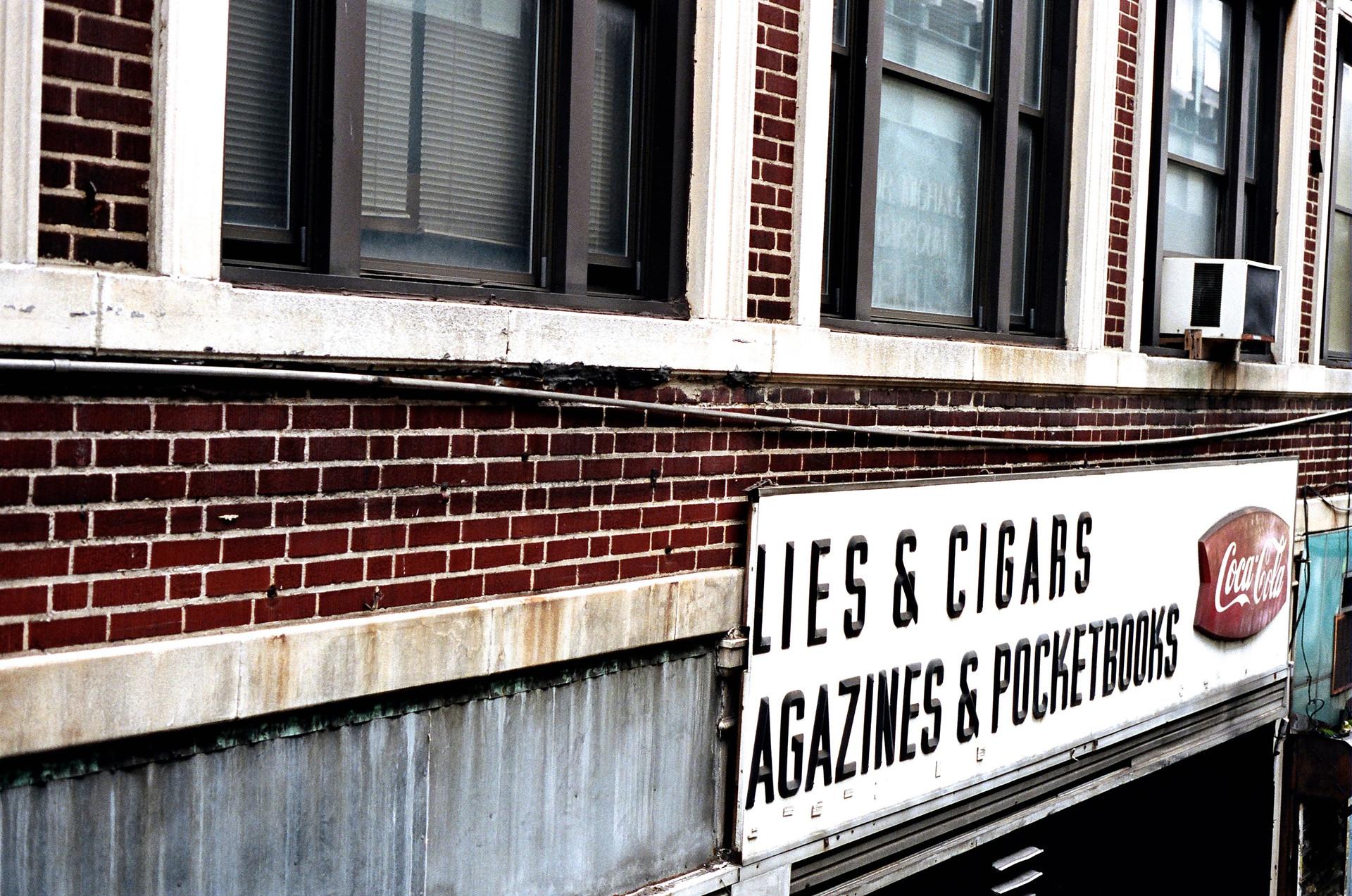 Lies & Cigars