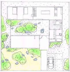 お庭づくりデザイン