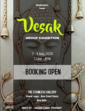 Participation ( Vesak Exhibition )