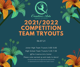 Cads tryouts
