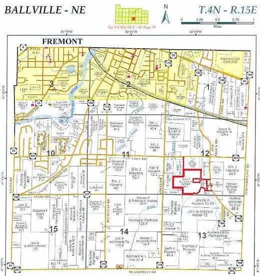 11/14/13 Sandusky County, OH Auction Sale $566,160