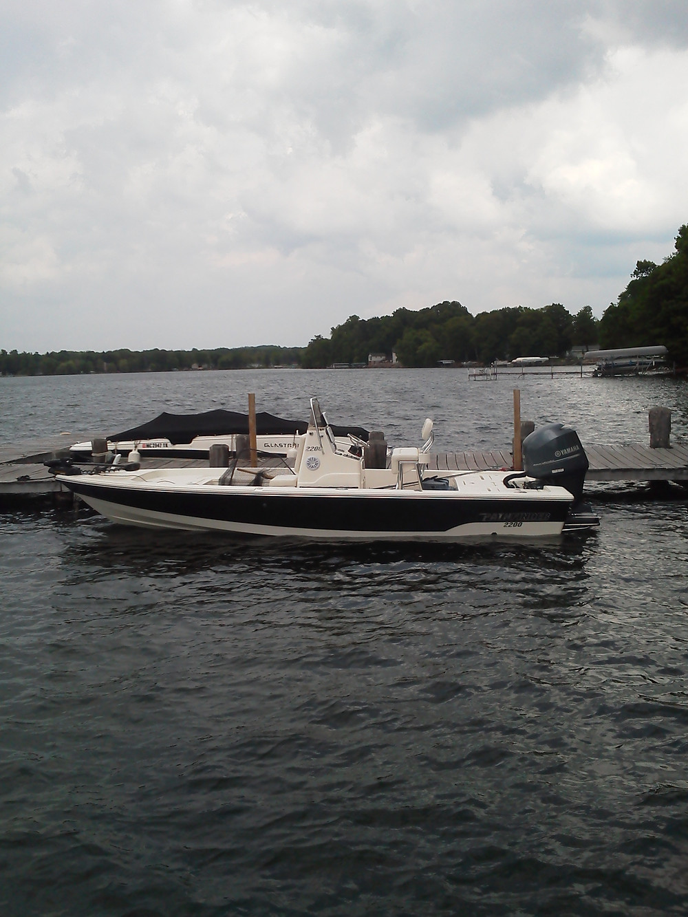 solo boat launch