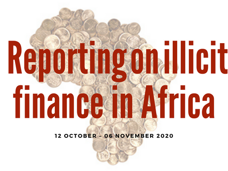 Reporting on Illicit Finance in Africa