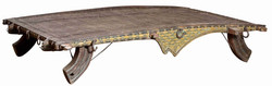 שולחן מעגלת שוורים