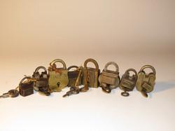Tiny locks